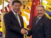 Hai chuyến thăm Cuba của lãnh đạo cấp cao Trung Quốc trong một tháng