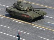 Ấn Độ phát triển xe tăng mới dựa vào xe tăng Armata của Nga