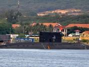 Uy lực tên lửa Klub của tàu ngầm Kilo Việt Nam