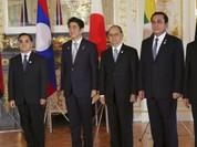 Nhật viện trợ hơn 6 tỷ USD cho các nước vùng Mêkông