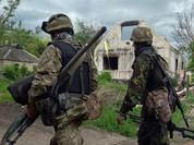 Donetsk cáo buộc quân đội Ukraine sử dụng vũ khí hóa học