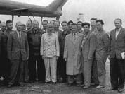 Những phi công Xô Viết đầu tiên trên bầu trời Đông Dương
