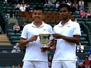 Vô địch đôi Wimbledon trẻ 2015: Lý Hoàng Nam làm nên lịch sử cho quần vợt Việt Nam