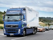 Xe tải không người lái