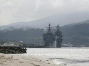 Philippines điều máy bay, tàu chiến đến căn cứ hướng ra Biển Đông