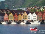 Cảnh đẹp thiên đường ở Na Uy
