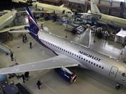 Nga đàm phán bán Sukhoi Superjet cho Iran