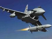 Eurofighter Typhoon hoàn thành bài thử nghiệm nâng cấp tính linh hoạt