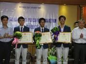 Đội tuyển Olympic Toán Việt Nam thắng lớn trở về nước