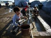 Chùm ảnh trẻ em Trung Đông trong chiến tranh