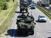 Chùm ảnh NATO phô diễn sức mạnh quân sự trong diễn tập Saber Strike 2015