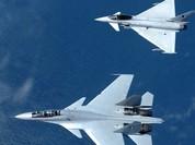 Vì sao Su-30MKI Ấn Độ thắng tuyệt đối Typhoon Anh?