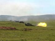 """Diễn tập liên quân Mông Cổ - Nga """"Selenga-2015"""""""
