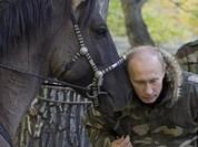 Bí mật giúp ông Putin thành người đàn ông thép