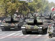 Cuộc diễu hành quân đội Ba Lan ở Warsaw