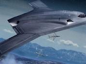 Máy bay LRS-B Mỹ có tốc độ cận âm, trang bị vũ khí hạt nhân
