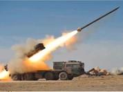 Nga - Ấn Độ đàm phán sản xuất chung đạn của pháo phản lực Smerch