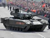 """Khám phá bí mật """"nội thất"""" tăng chủ lực Armata"""
