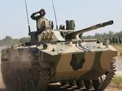 Nga công bố xe bọc thép chiến đấu bộ binh uy lực mới