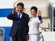 Chủ tịch Trung Quốc bắt đầu thăm Mỹ