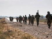 """Lực lượng quân nổi dậy Syria do Mỹ huấn luyện đầu hàng """"Al-Qaeda""""."""