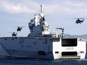 Tin cực sốc về thương vụ tàu chiến Mistral