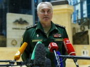 Không quân Nga tiếp tục dội lửa vào khủng bố ở Syria