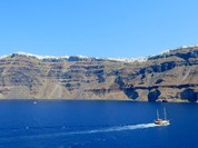 Santorini, hòn đảo lãng mạn của thiên đường