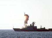 Xem tên lửa hành trình Club –Kalibr Nga tiêu diệt khủng bố IS