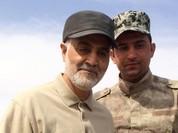 """Sốc: Tướng Iran """"tham mưu"""" chiến dịch không kích của Nga tại Syria?"""