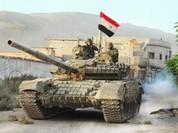 Quân đội Syria bắt đầu cuộc tấn công vào Hamah