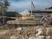 """Nga tiếp tục gia tăng không kích tổ chức """" nhà nước Hồi giáo"""""""