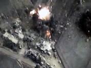 Không quân Nga phá hủy 60 mục tiêu khủng bố