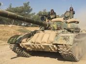 Quân đội Syria giành được chiến thắng ban đầu dưới sự yểm trợ của Nga