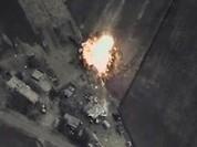 Những cảnh quay dữ dội khi vũ khí Nga tiêu diệt khủng bố IS