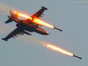 Clip những cảnh không kích khủng khiếp của không quân Nga
