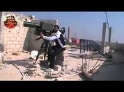 Clip Lực lượng khủng bố sở hữu tên lửa chống tăng Trung Quốc