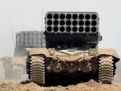 Quân đội Syria bắt đầu dội lửa lên các tổ chức khủng bố