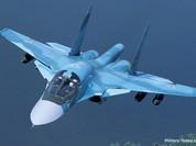 Mỹ sốc nặng trước tần suất không kích của không quân Nga tại Syria