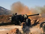 Nga công bố bản đồ tác chiến đánh khủng bố Syria