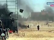 Khiếp đảm trước hỏa lực Nga, chiến binh khủng bố ồ ạt đầu hàng