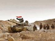 Quân đội Syria giao tranh dữ dội chiếm sân bay Kuveyres