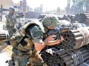 Video quân Syria quyết liệt tấn công, IS chống trả dữ dội