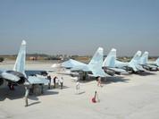 Nga không kích một ngày bằng Liên minh ném bom 2 tuần