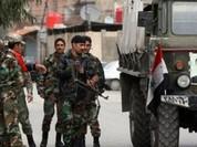 Cận cảnh trận chiến ác liệt của quân đội Syria ở Damascus