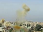 Những đòn không kích khiến IS kinh khiếp của không quân Syria