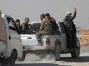 Quân đội Syria đẩy mạnh tấn công, Nga mở mặt trận chính trị