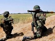 Mở rộng tấn công, quân đội Syria đẩy lùi khủng bố IS