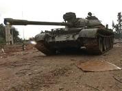 Khủng khiếp cuộc chiến ngoại vi Damascus với các chiến binh IS