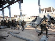 Vệ binh cộng hòa Syria chiếm nhà máy xi măng Sheikh Sa'eed
